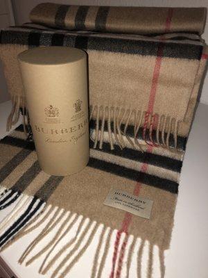 Klassischer Burberry Schal