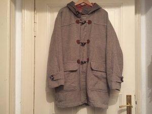 Klassischer Duffle Coat, Wolle, Gr. L