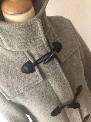Burberry Duffel Coat light grey