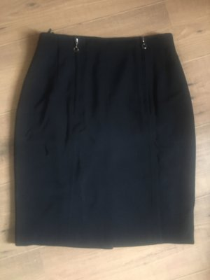 bardehle Wool Skirt black