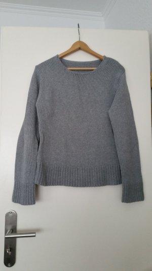 klassischer grauer Pullover marc O'Polo