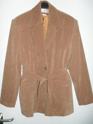 Pantalon de costume cognac