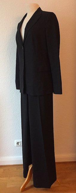 Hugo Boss Traje de pantalón negro