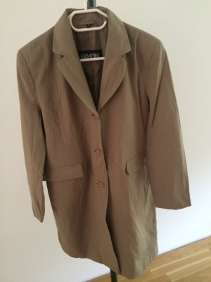 Short Coat grey brown-beige
