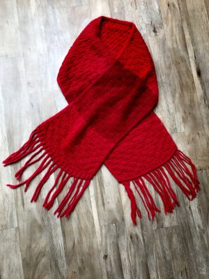 Abercrombie & Fitch Woolen Scarf multicolored