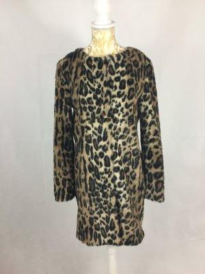 Klassischer Leoparden Mantel