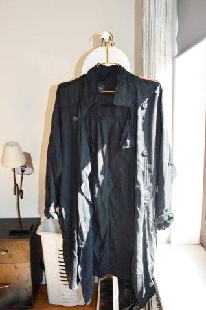 Klassischer Mantel von Promod in Dunkelblau Größe M