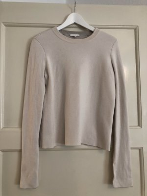 COS Crewneck Sweater oatmeal-light grey