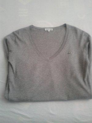 klassischer Pullover von Lacoste