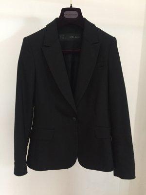 Klassischer schwarzer Blazer Business-Look