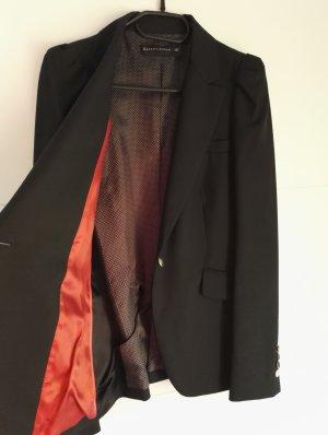 Klassischer schwarzer Blazer von ZARA / Business-Blazer