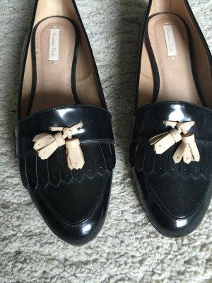klassischer slipper Massimo dutti buisiness Schuh zeitlos schön