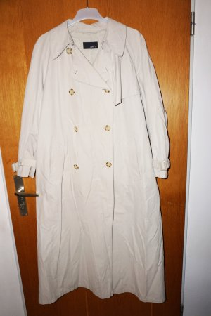 Jake*s Trench Coat oatmeal cotton