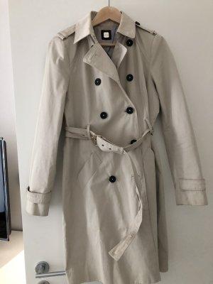 Zara Trenchcoat licht beige