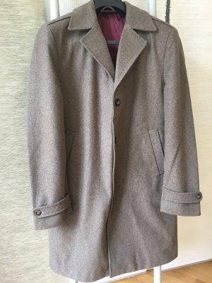 Klassischer und zugleich cooler Wolle-Kaschmir-Mantel für Deinen Freund / Mann von Gant