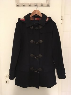 Gant Duffel Coat multicolored wool