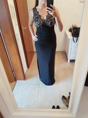 Klassisches Abendkleid mit Spitze von Mariposa