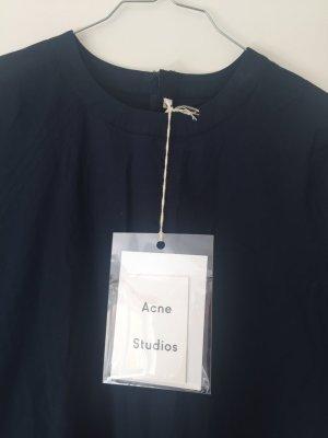 Klassisches Baumwollkleid von Acne Studios neu, mit Etikett