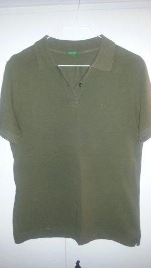 Klassisches Benetton Poloshirt