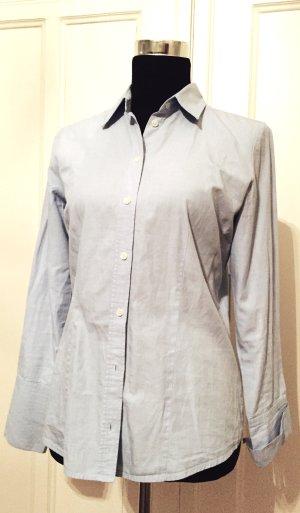 Klassisches blaues Hemd von Brookshire