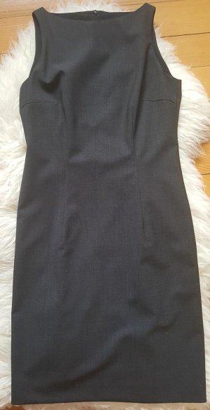 Klassisches Business Etui-Kleid CINQUE anthrazit Gr. 34 schlicht hochwertig