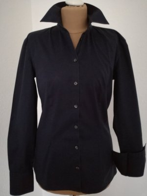 Hugo Boss Zakelijk overhemd donkerblauw