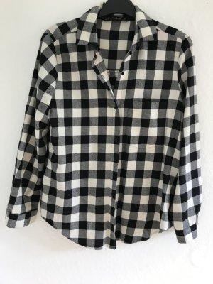 Klassisches Hemd aus Flanell von Zara Basic Gr.M
