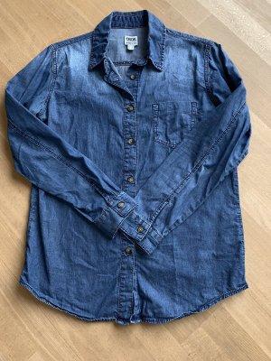 Asos Denim Jeans blouse blauw