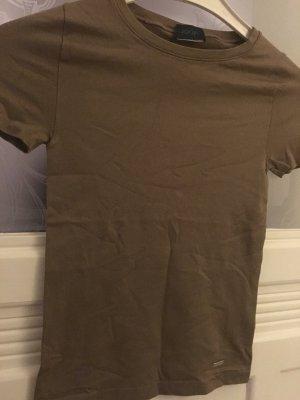 Klassisches Joop! Shirt in Khaki - sehr weich und angenehm zu tragen