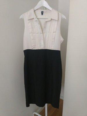 5th Avenue Sheath Dress white-black