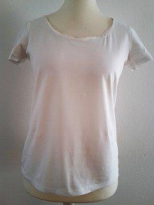 klassisches Shirt mit Seide von Esprit