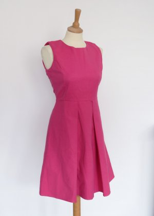 Collection A Line Dress pink