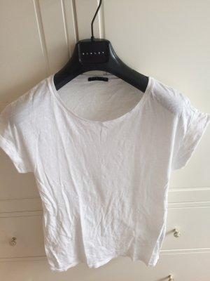Klassisches weißes Shirt von Sisley