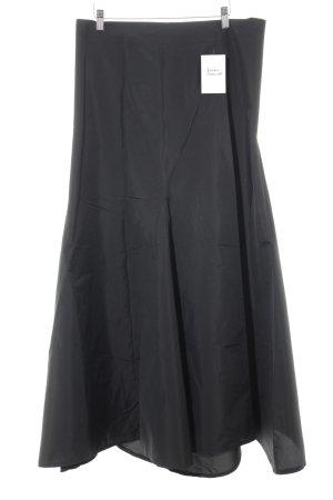 Klaus Dilkrath Maxi Skirt black elegant