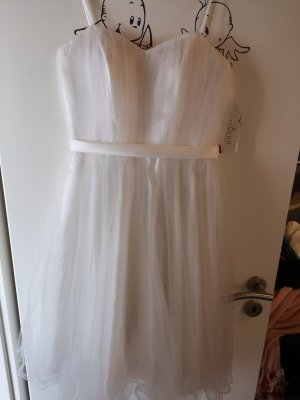 Kleemeier Hof Wedding Dress cream