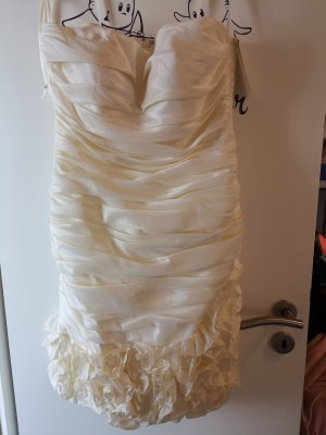 Kleemeier Hof Wedding Dress oatmeal