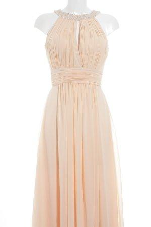 Kleemeier Hof Abendkleid apricot Elegant