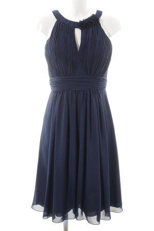Kleemeier Hof Abendkleid dunkelblau Elegant
