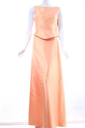 Kleemeier Hof Kostüm apricot Eleganz-Look