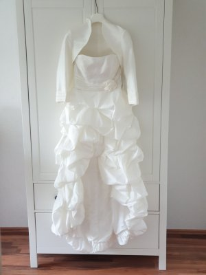 Kleemeier Hof Wedding Dress natural white