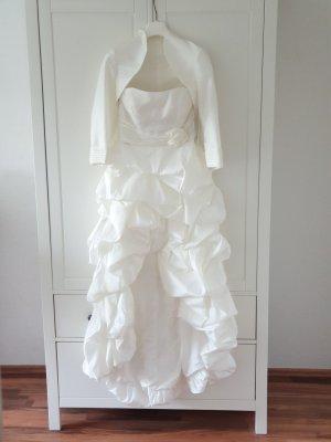 Kleemeier Kleid - Hochzeit - inkl. Bolero & Stola