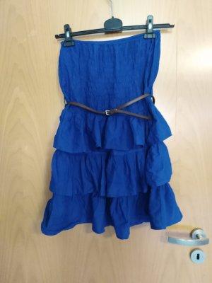 & other stories Robe brun-bleu
