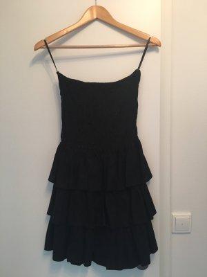 Atmosphere Flounce Dress black