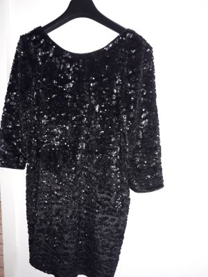 de.corp by Esprit Sequin Dress black