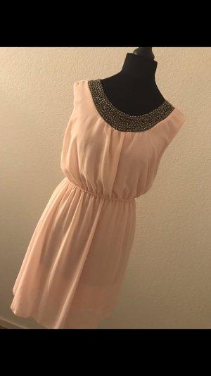 Stretch Dress pink