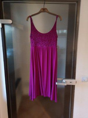 Allude A Line Dress multicolored