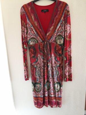 Ana Alcazar Longsleeve Dress red