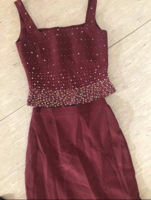 Kleid 2 teiler gr 36/ 38