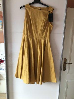 Petticoat Dress sand brown