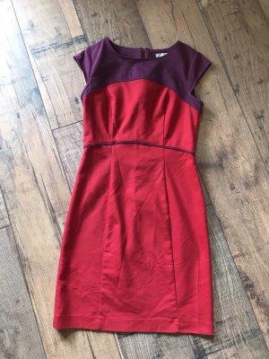 Orsay Evening Dress blackberry-red-dark red